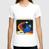 spaceman T-shirts featuring Spaceman by Yoel