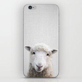 Sheep - Colorful iPhone Skin