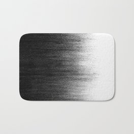 Charcoal Ombré Bath Mat