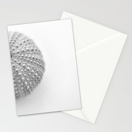 Urchin Black and White Stationery Cards