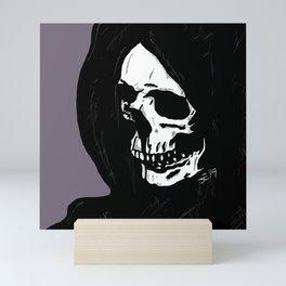Feeling Grim Mini Art Print