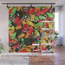 Candy 8 Wall Mural