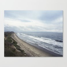 Central California  Canvas Print