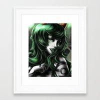homestuck Framed Art Prints featuring Porrim Maryam [Homestuck] by tipetogi