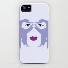 Hand Mask iPhone Case