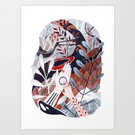 Nature of Union Art Print