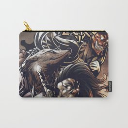 Urizen Zero Comic Cover Carry-All Pouch