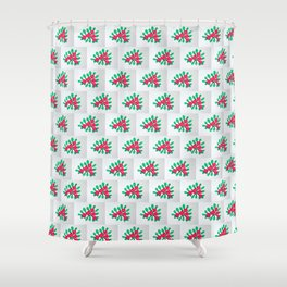 Roses IV-A Shower Curtain