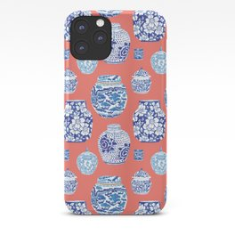 Chinoiserie Ginger Jar Collection No.4 iPhone Case