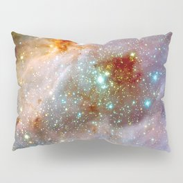 Orion Nebula Pillow Sham