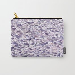 Road Speaks - Purple Carry-All Pouch