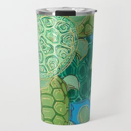Turtles Travel Mug