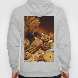 Wheat Foods Hoody