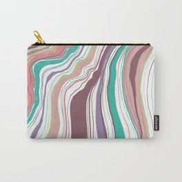 Petrified Wood Carry-All Pouch