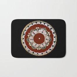 Bulgarian Plate Bath Mat
