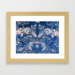 Vintage Carpet 1 Framed Art Print