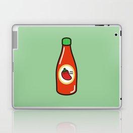 Cute yummy hot sauce Laptop & iPad Skin