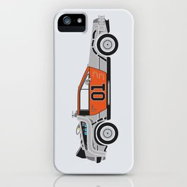 Back to the Body Shop iPhone Case