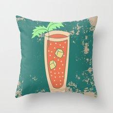 Alcohol_06 Throw Pillow