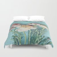 xoxo Duvet Covers featuring XoXo by RDelean