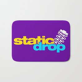 Static drop v3 HQvector Bath Mat