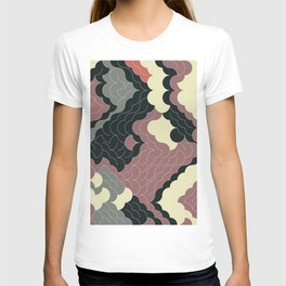 Abstract Geometric Artwork 91 T-shirt