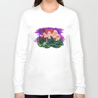hocus pocus Long Sleeve T-shirts featuring Sanderson Sistaahs! - Hocus Pocus by Dylan Bonner