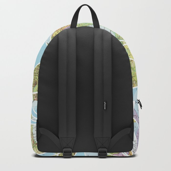 Its a Mixed Up World Backpack