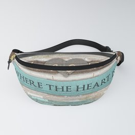 Home Sweet Home Series Fanny Pack