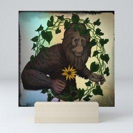 Skunk ape Mini Art Print