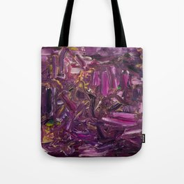 Stopping to Help Tote Bag