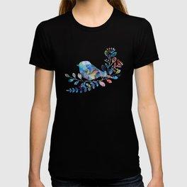 Aquarelle Kinglet T-shirt