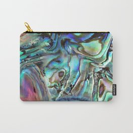Abalone shell Carry-All Pouch