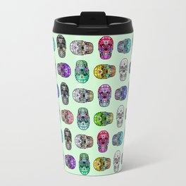 Say It with Skulls Travel Mug