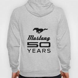 Ford Mustang 50 Years Hoody