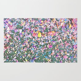 Chalk Dust Confetti - Rainbow Rug