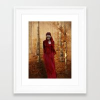 gothic Framed Art Prints featuring Gothic by Best Light Images
