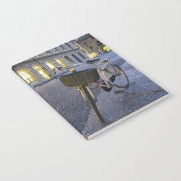 Bicycles in Verona Notebook