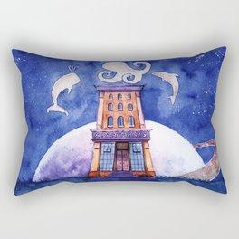 Dreamy appartments Rectangular Pillow