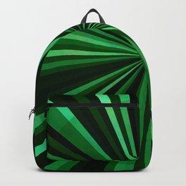 North Texas Green Sun Backpack