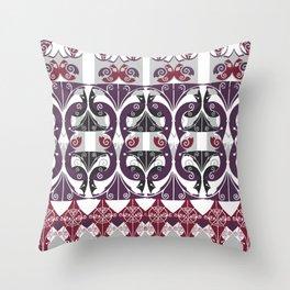 FauxBeaux Throw Pillow