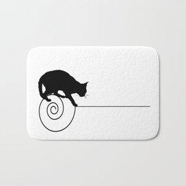les chats #5 Bath Mat