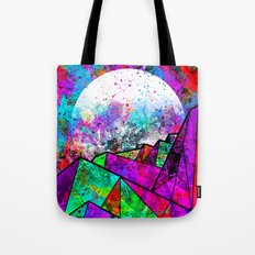As a new planet is born Tote Bag