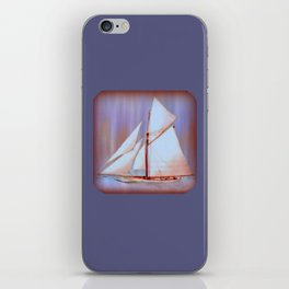 Ghost Sails iPhone Skin