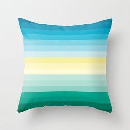 Sunny Day Throw Pillow