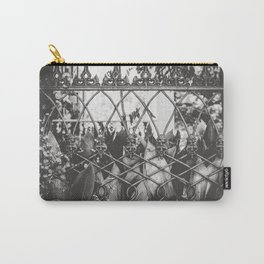 Skull Fence of New Orleans Carry-All Pouch