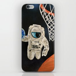 Space Games iPhone Skin