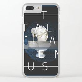 Italian Venus #everyweek 46.2016 Clear iPhone Case