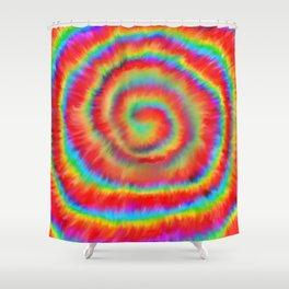 Tye-Dye 2 Shower Curtain