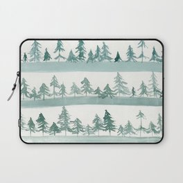 BEFORE CHRISTMAS ONLY TREES Laptop Sleeve